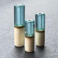 'Shoreline' Cylinder Bead