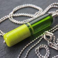 'Elphaba' Cylinder Necklace