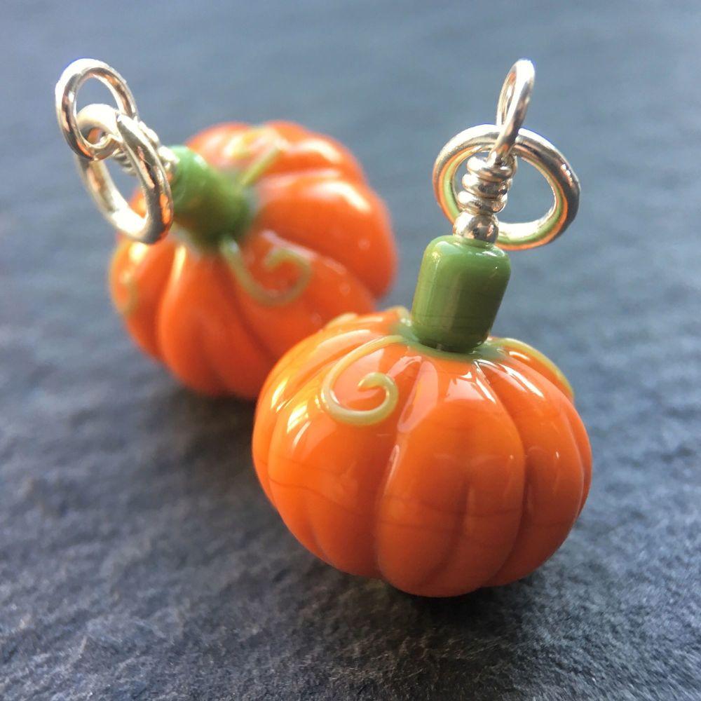 'Pumpkin' Pendant