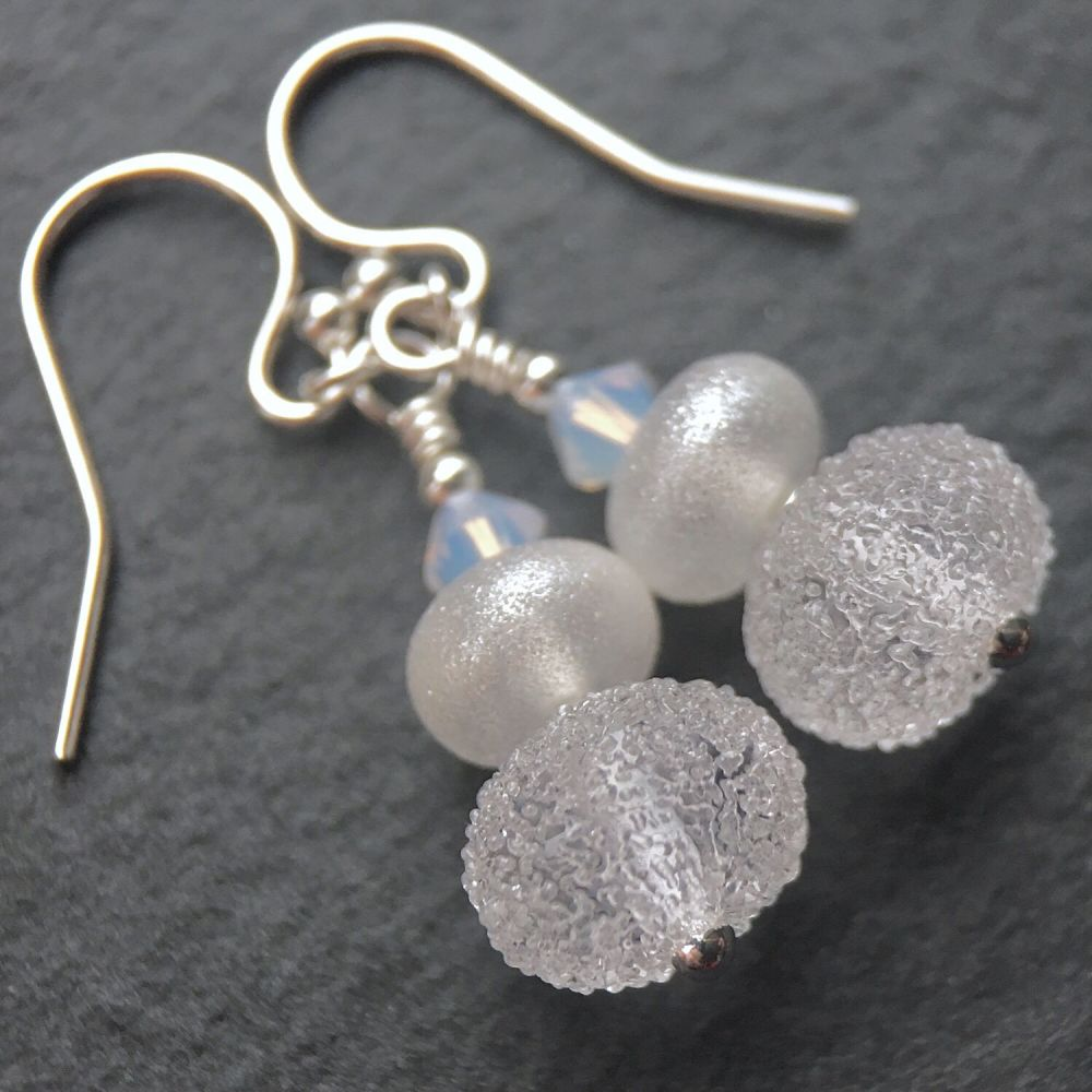 'Icy' Earrings