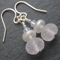 'Icy' Earrings
