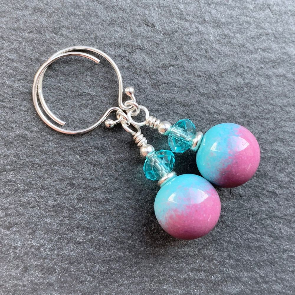'Sulley' Earrings