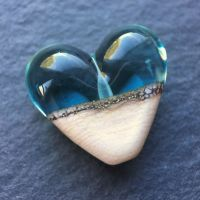 'Shoreline' Heart
