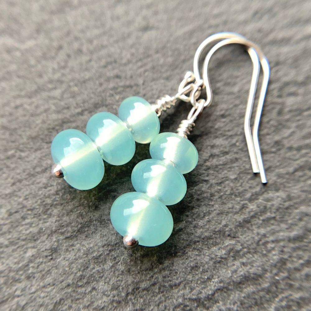 'Sea Glass' Earrings