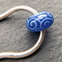'Lunar' Big Hole Bead