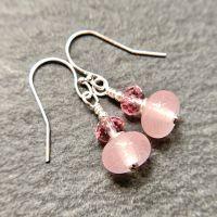 'Pink Lemonade' Earrings