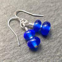 'Unnamed Blue' Earrings