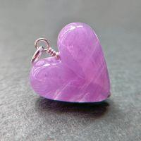 'Luzern' Heart Pendant