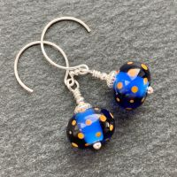 'Jaffa Cake' Earrings