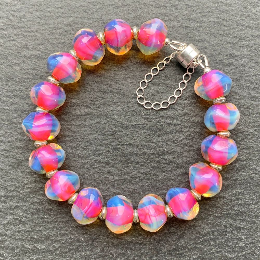 'Cosmic Plasma' Bracelet