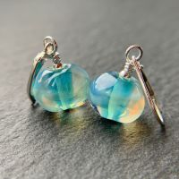 'Opal Cloud' Earrings