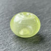 'Limeade' Hollow Bead