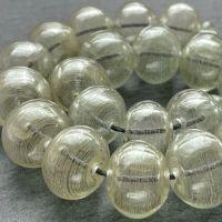 'Antique Sparkle' Hollow Beads
