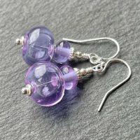 'Neodymium' Bubble Earrings