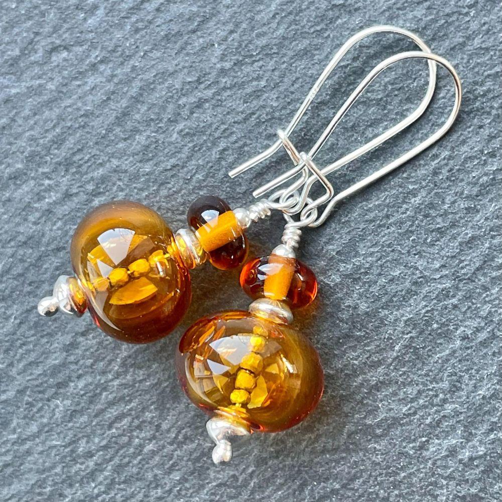'Scotch' Earrings