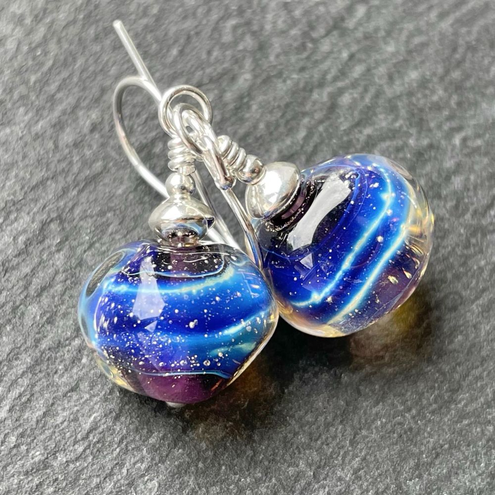 'Galactic Nuggets' Earrings