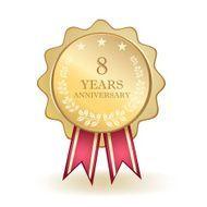 8th anniversary 2
