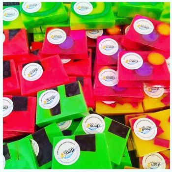 5 mixed soap slices *SPECIAL OFFER*