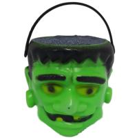 Handmade Freaky Frankenstein Halloween Bath Bomb