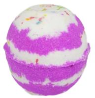 Handmade ICE CREAM RANGE Strawberries & Cream Bath Bomb
