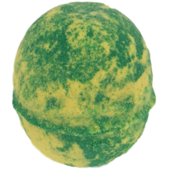Handmade Lemongrass Essential Oil Bathbomb