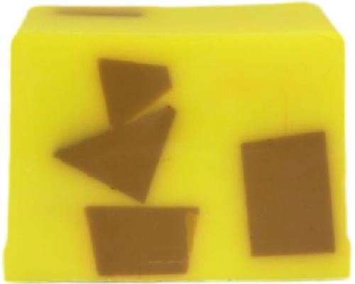 Banoffee Pie Handmade Soap Slice