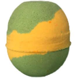 Handmade Pineapple Bath bomb