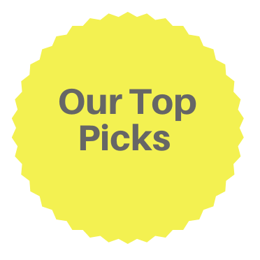 <!--001-->Our Top Picks