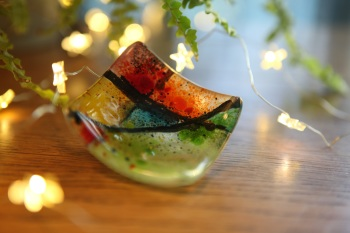 Trinket Dish - Kaleidoscope