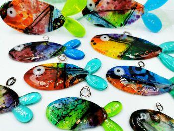 Kaleidoscope Fish
