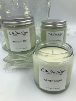 Candle - Winter Scent