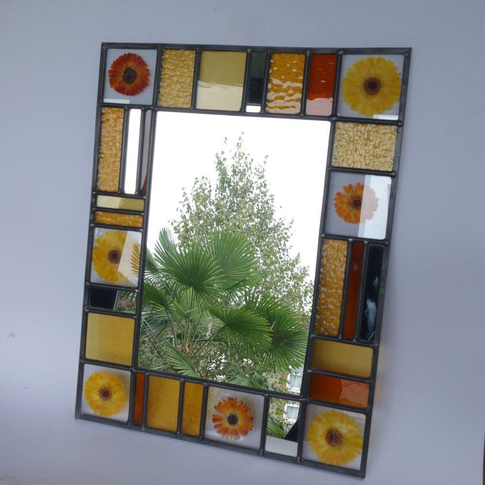 flower mirror 3