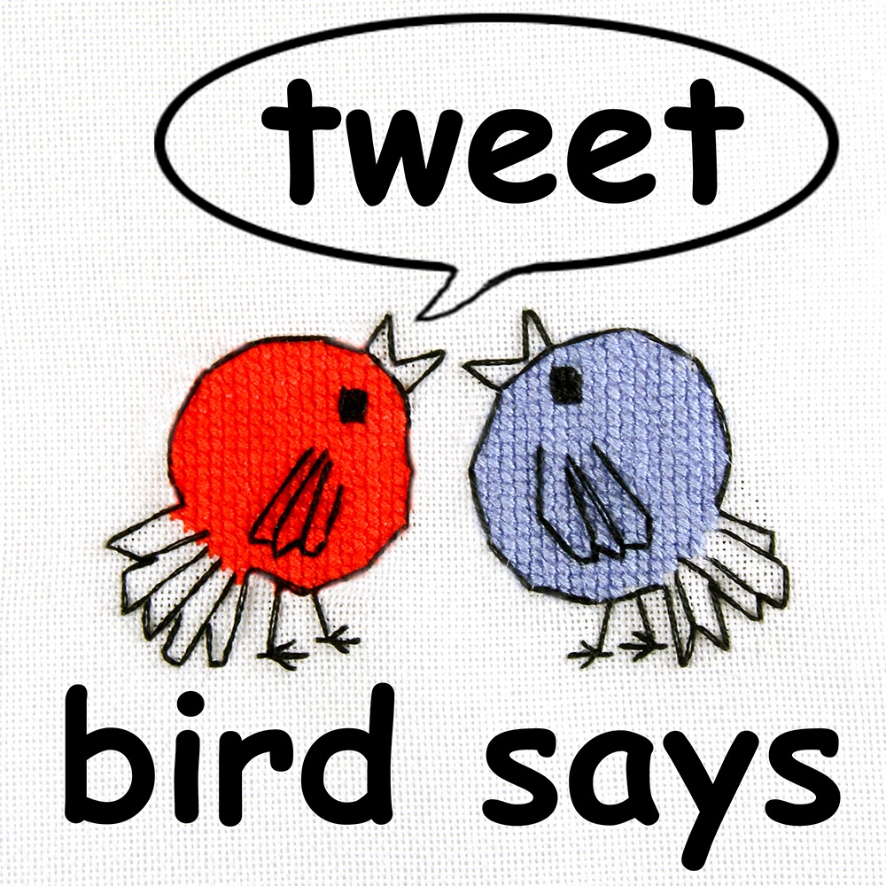 Bird Says Tweet