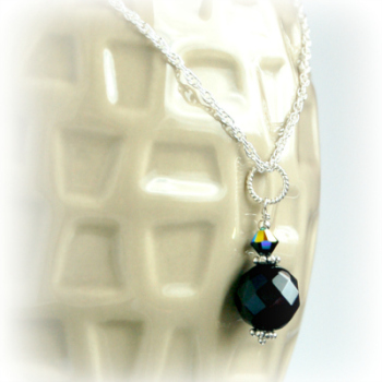 Onyx Middnight Necklace