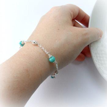 16AWANB Aqua Nugget Bracelet 2_1000px