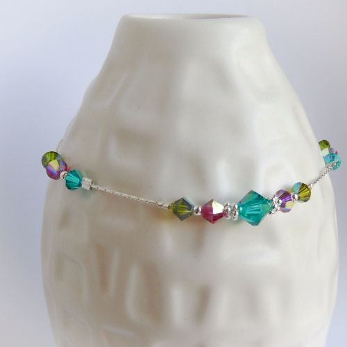 Jewel Crystal Bracelet