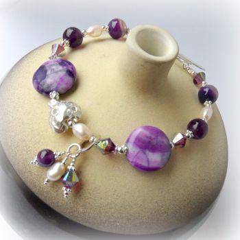 16AW Purple Crazy Lace Agate Bracelet 2_1000px