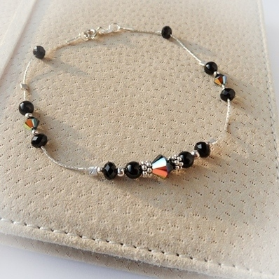 13SS Black Swan bracelet