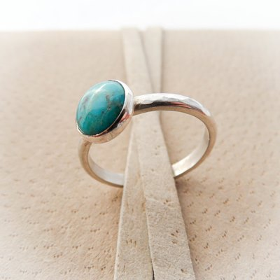 Xenia Turquoise Ring