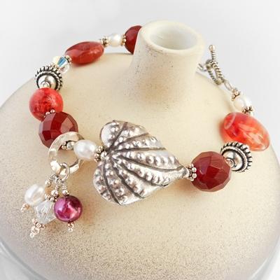 Laura Heart Bracelet