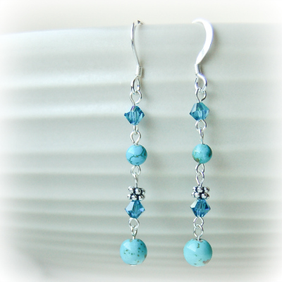 Turquoise Chill Earrings