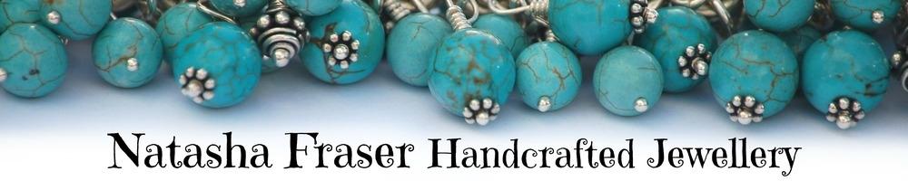 Natasha Fraser Handcrafted Jewellery, site logo.
