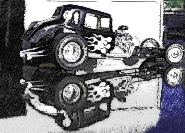 blackpig sketch