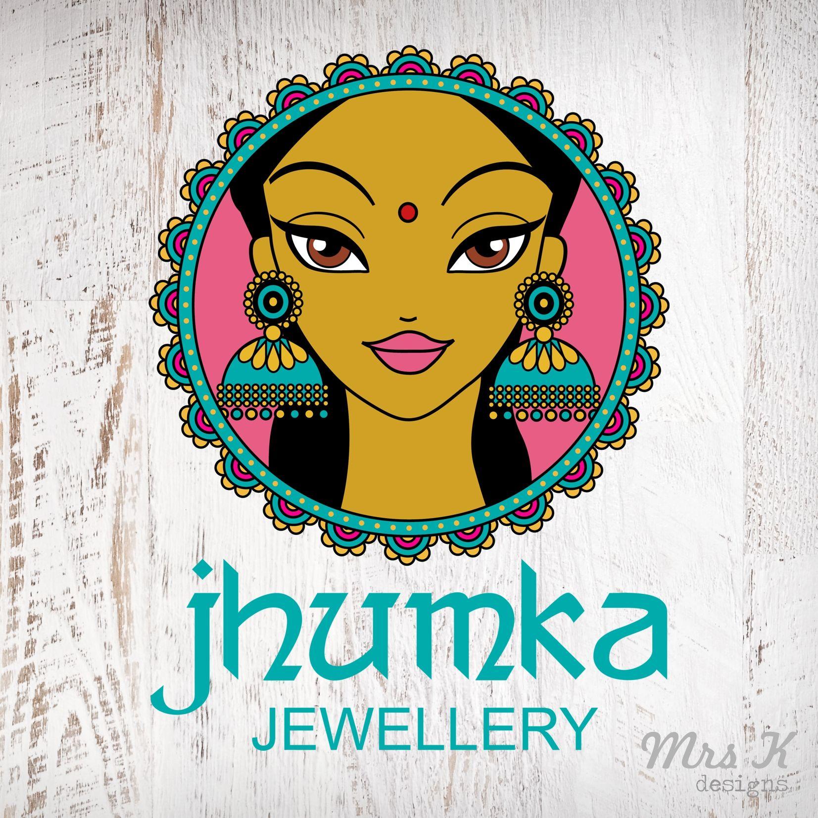 Logos - Jhumka Jewellery