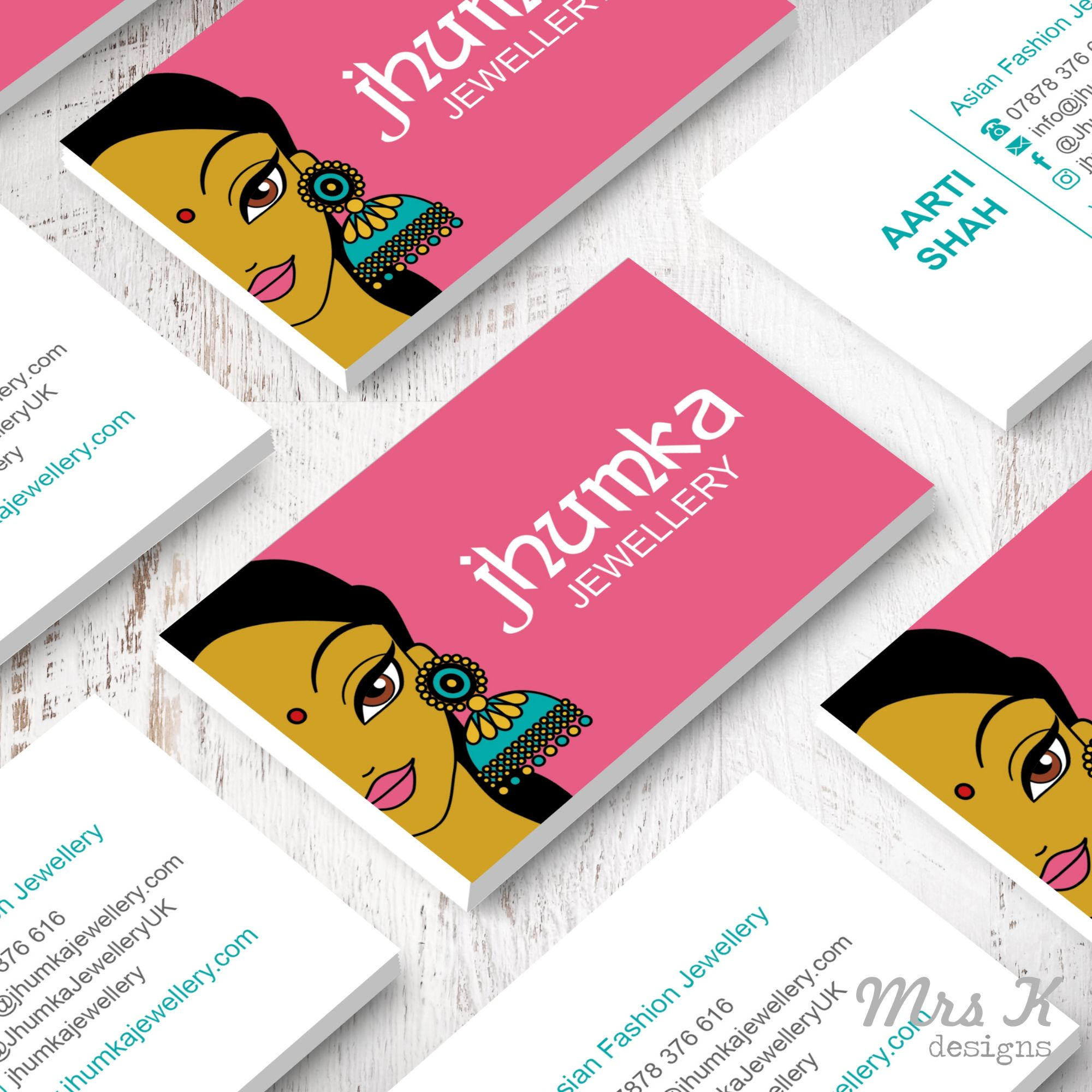 JJ Business Cards