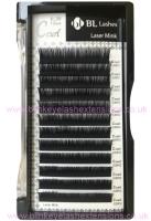 C Curl 0.25 Thickness / 13mm Length Blink Laser Mink Individual Eyelash Tray