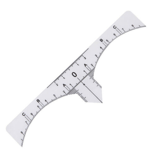 Brow Measuring Stickers Type 2 Picture 2
