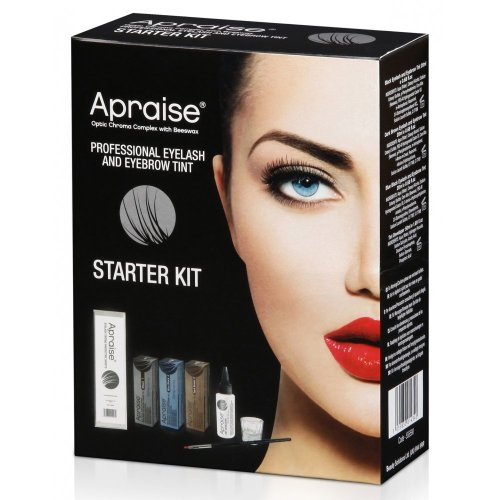 Apraise Professional Eyelash and Eyebrow Tint - Starter Kit