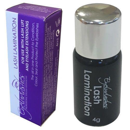 Lash Lamination (Black) 4ml Bottle LASH LIFT OR EXTENSIONS