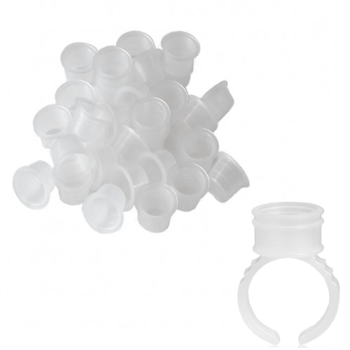Glue Ring (1) and Disposable Cups (25)